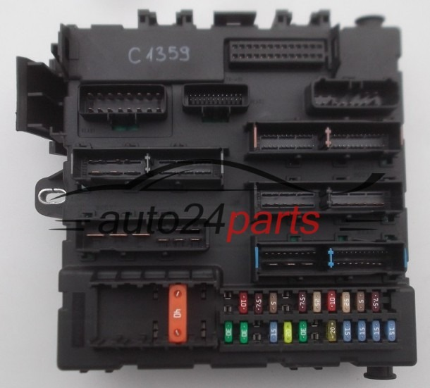 Opel Vectra A Fuse Box