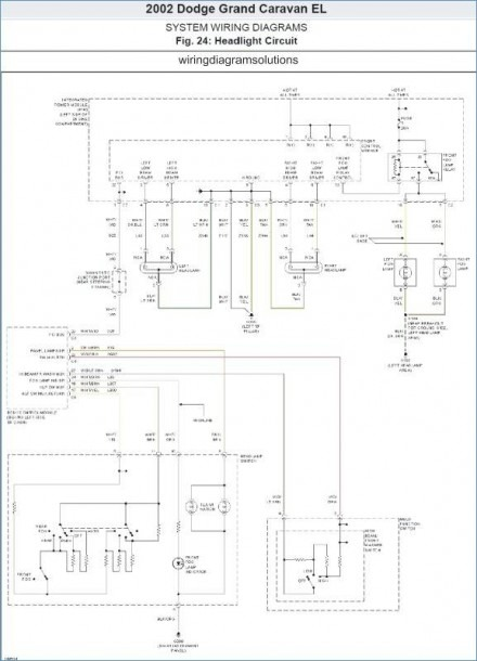2008 Grand Caravan Wiring Diagram