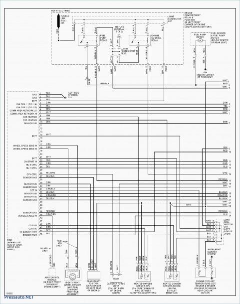 1997 Hyundai Elantra Fuse Diagram