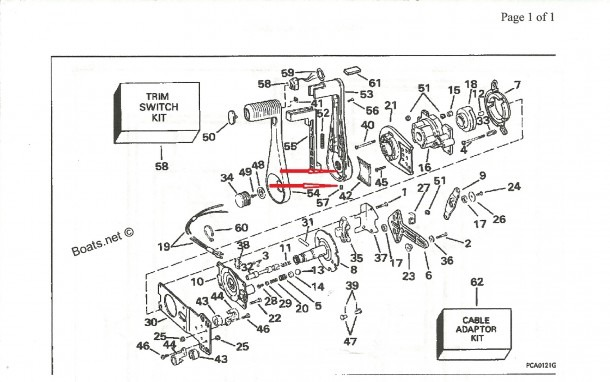 I Need To Know How To Remove My Throttle Control Unit From A 1996