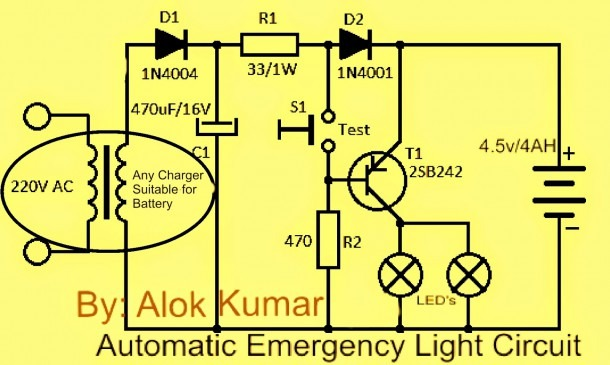Electronic Circuits, Transformerless Power Supply, Led Drivers