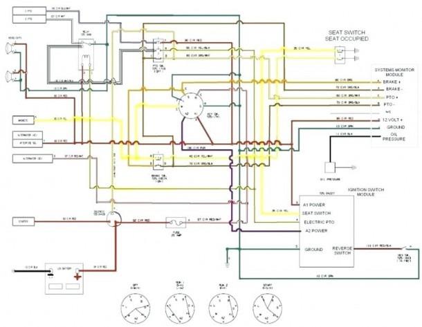 Cub Cadet 2130 Wiring Diagram