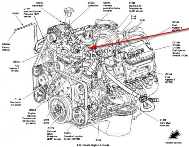 7 3 Powerstroke Diagram