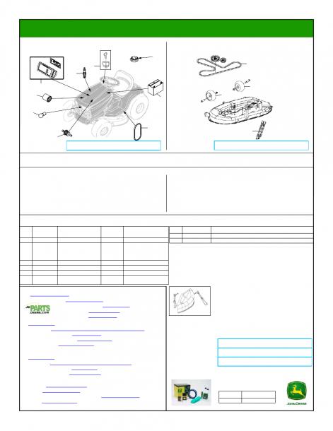 John Deere La115 User Manual