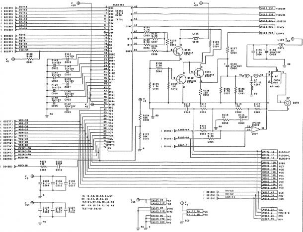 Schematics Console_related_schematics [nfg Games + Gamesx]