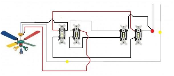 Hampton Bay 3 Speed Ceiling Fan Switch Wiring Diagram Lovely