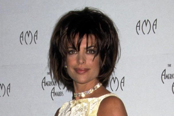 Lisa Rinna Shag Haircut — Wedding Academy Creative   Lisa Rinna