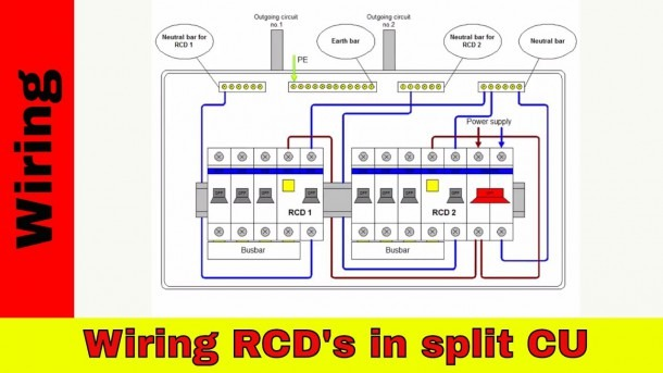 Crabtree Garage Consumer Unit Wiring Diagram