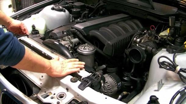 Bmw Radiator, Cooling System, Water Pump Upgrade