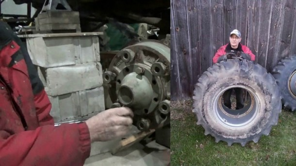 Rockwell 2 1 2 Ton Axle Reassembly, Disassembly & Sarcasm