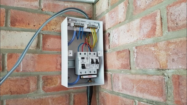 Crabtree Garage Consumer Unit Wiring Diagram - Best ...