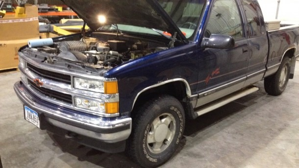 Road To 300k   98 Chevy Silverado Steering Gearbox Replacement