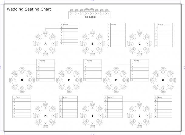 Make Seating Charts