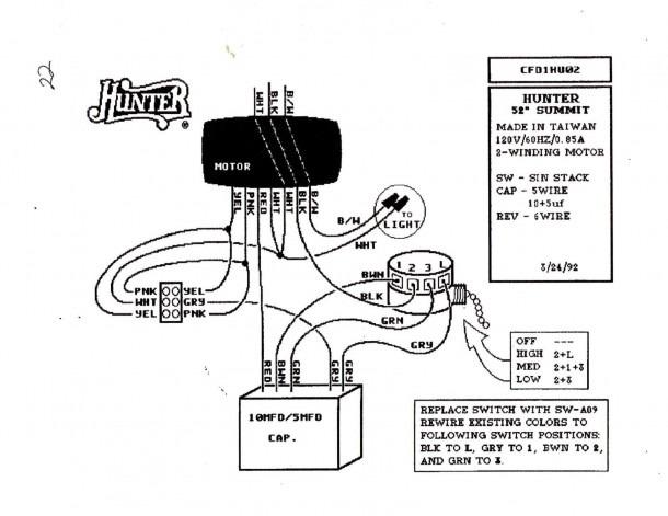 Hampton Bay 3 Speed Ceiling Fan Switch Wiring Diagram Gooddy Org