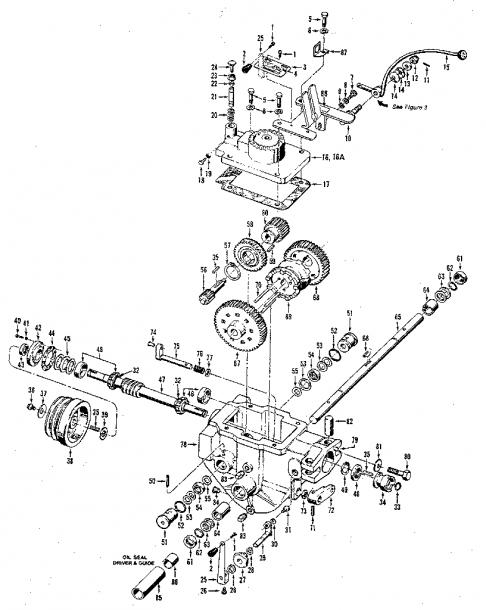 Troybilt Model 900039 Rear Tine, Gas Tiller Genuine Parts