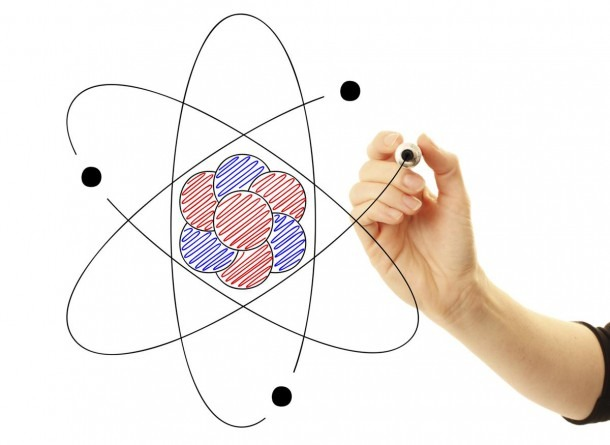 The Structure Of An Atom Explained With A Labeled Diagram