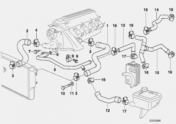 Bmw 328i Engine Diagram - Data Wiring Diagram