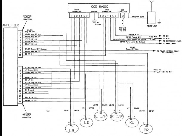2007 Jeep Wiring Diagram