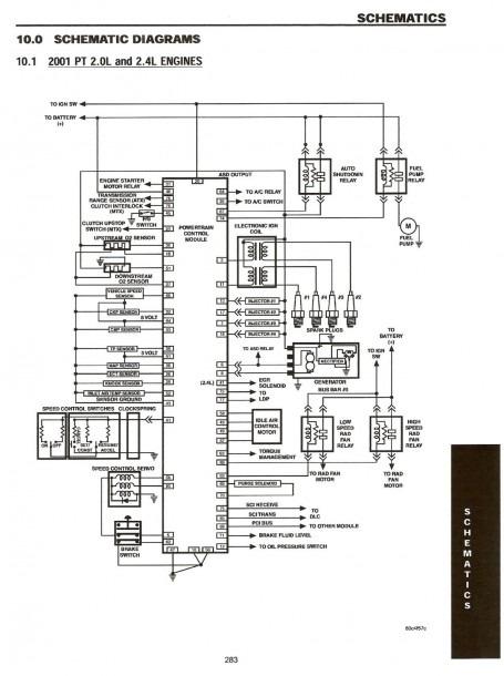 Pt Cruiser Engine Electrical Diagram