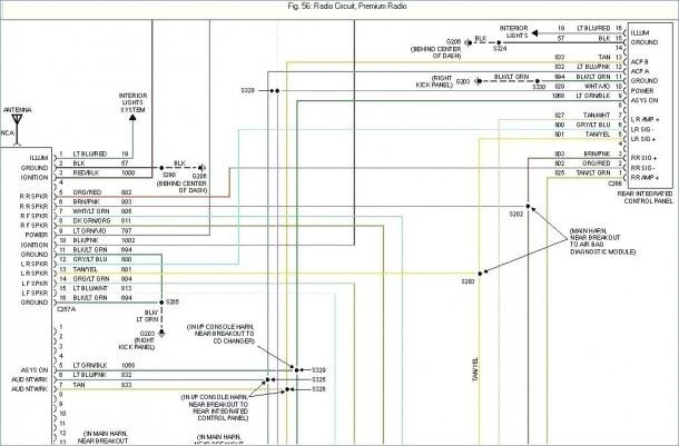 2002 Kia Spectra Radio Wiring Diagram