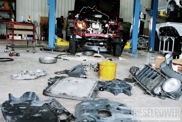 2005 Jeep Liberty Crd Timing Belt Change Photo & Image Gallery