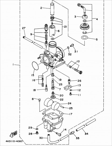 honda civic transmission diagram