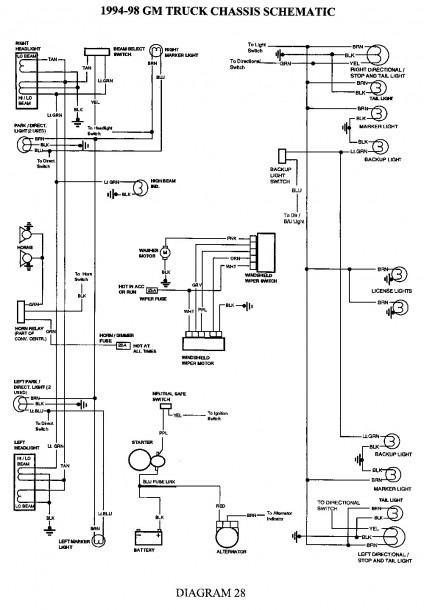 2007 Chevy Impala Fuse Box Diagram – Electrical Wiring Diagram