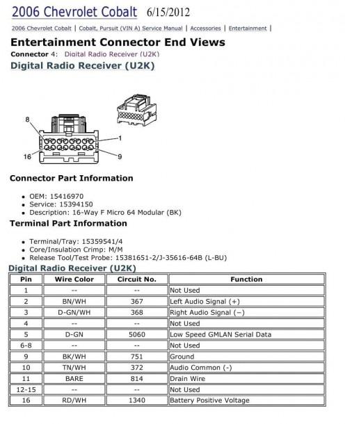 2008 Chevy Cobalt Wiring Diagram Pdf