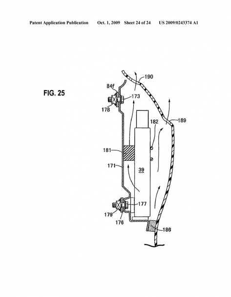 Brake System For A Motorcycle Including Vibration