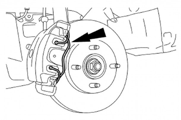 I Have A Brake Drag Coming From The Front Disc Brakes On My 2006