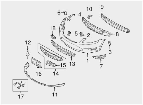2001 Ford Taurus Parts Diagram Automotive Wiring