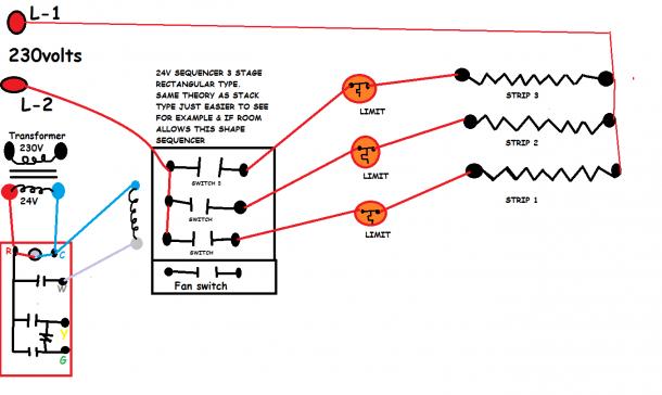 Basic Fan Relay Wiring Diagram