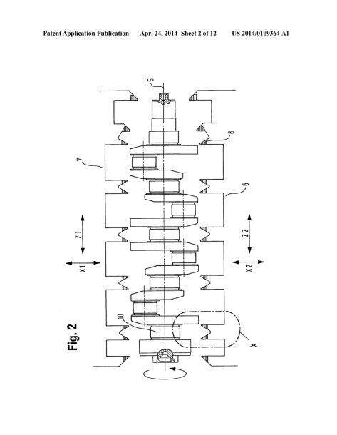 Diagram Of Crankshaft