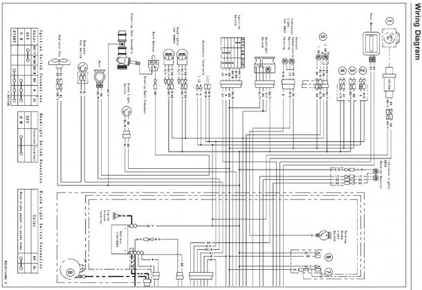 wiring diagram for kawasaki mule 610  72 corvette wiring