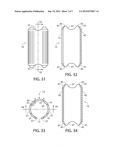 Grounding Element For Solar Panel Mounting Systems