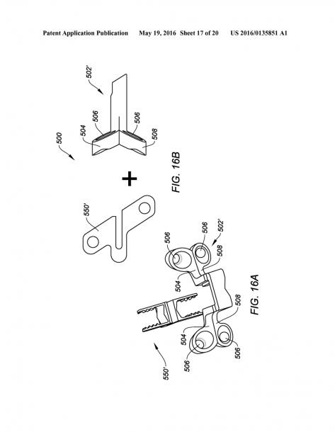 Interlaminar, Interspinous Stabilization Devices For The Cervical