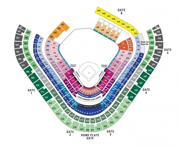 Season Seating And Pricing