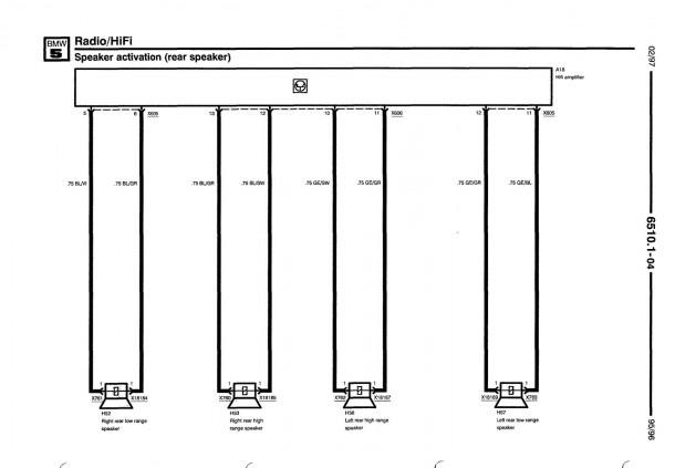 Diagram  Ehc Wiring Diagram 1999 Bmw 540i Full Version Hd Quality Bmw 540i