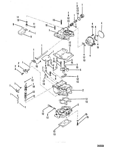 Carburetor(rochester)(898)(2 Barrel)