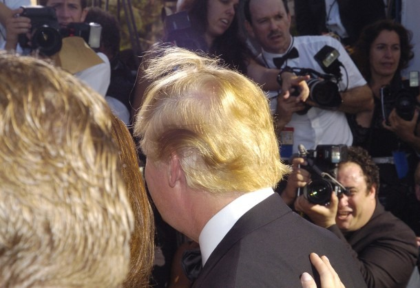 An Illustrated History Of Donald Trump's Hair  Warning! Don't Read