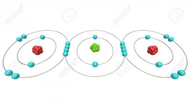 Carbon Dioxide Diagram