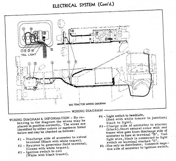 12 Volt Coil With Resistor Wiring Diagram