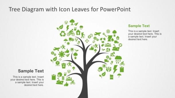 Diagram Of Tree Leaf