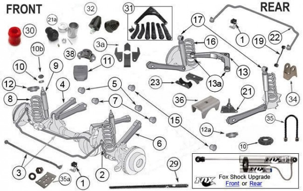 2003 jeep grand cherokee parts diagram