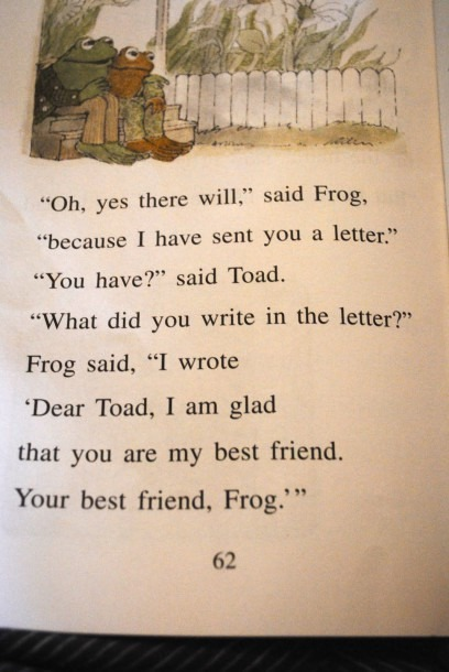 Frog And Toad Are Friends I Remember This Book Too!!