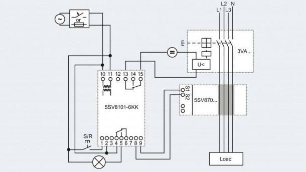 Siemens Tec Wiring Diagram