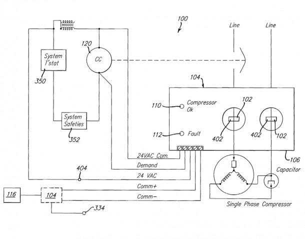 diagram semi hermetic compressor wiring diagram full