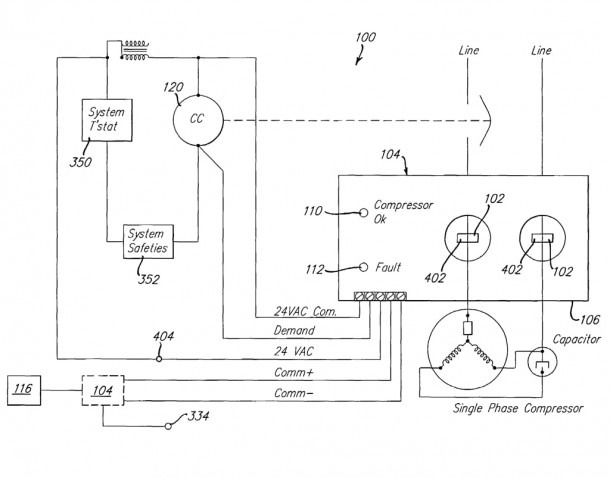 Hermetic Compressor Ac Wiring Diagram