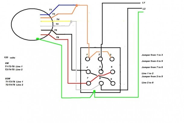 8 Wire Stepper Motor Wiring Diagram