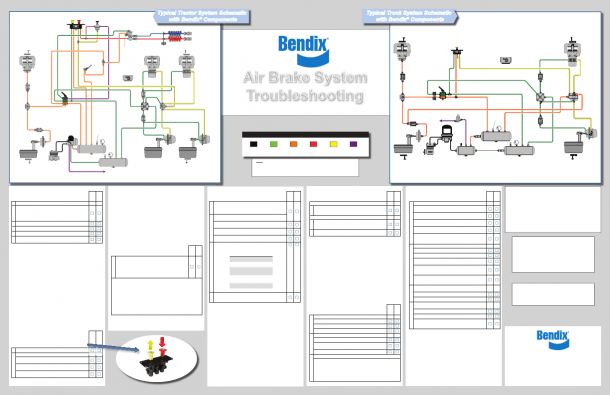 Bendix Wiring Diagrams